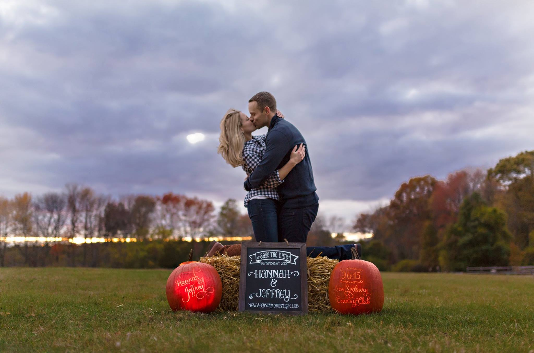 Fall Engagement Shoot with Shoreshotz Weddings  |  Hannah & Jeffrey